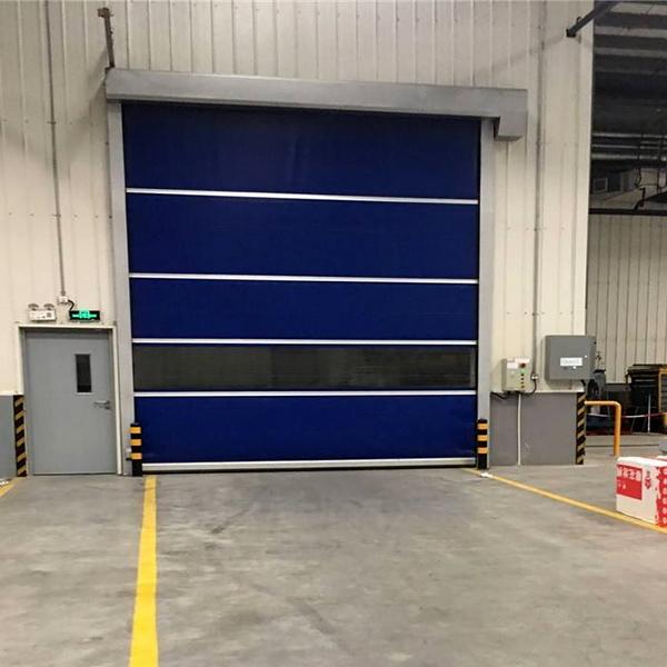 快速卷帘门封箱的固定方法和面积如何计算?